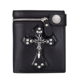 Demonic Biker Wallet