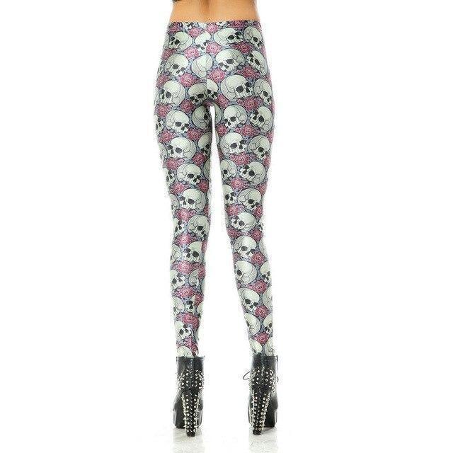 pink crossfit leggings