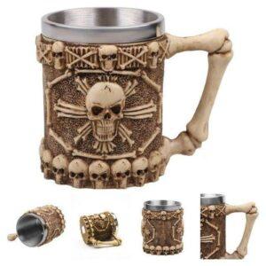 Skull & Bones Mug.