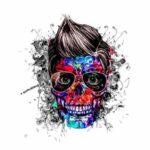 Original Skull Transfer