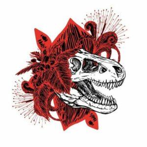 Dinosaur Skull Transfer