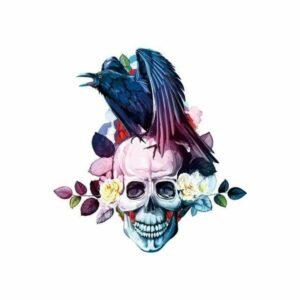Dark Skull Transfer