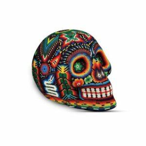 Mexican Skull Transfer