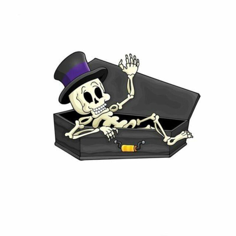 Death Skeleton Transfer
