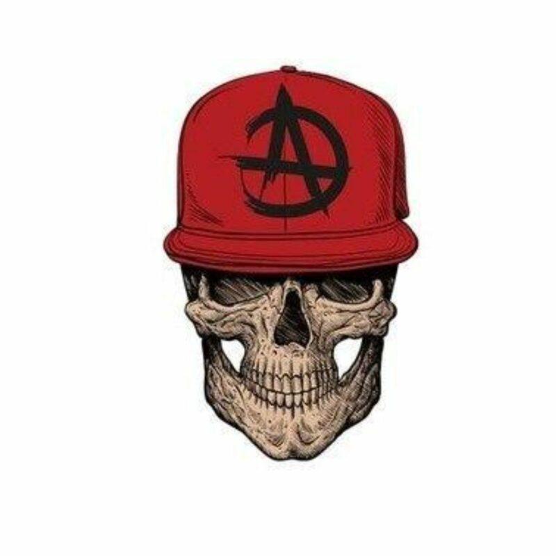 Anarchy Skull Transfer
