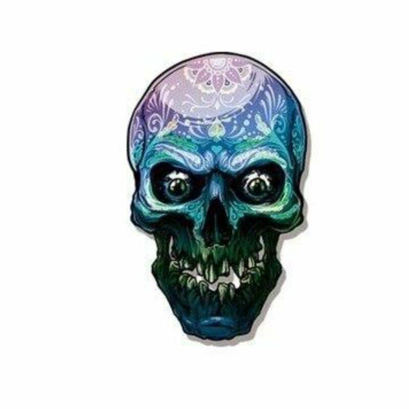 Demon Skull Transfer