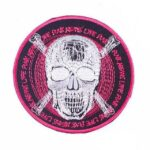 Artistic Skull Patch