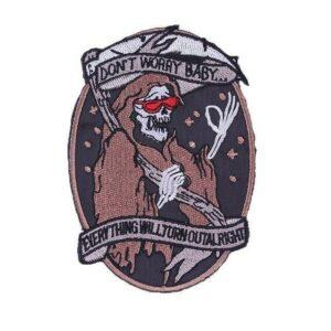 Death Reaper Patch