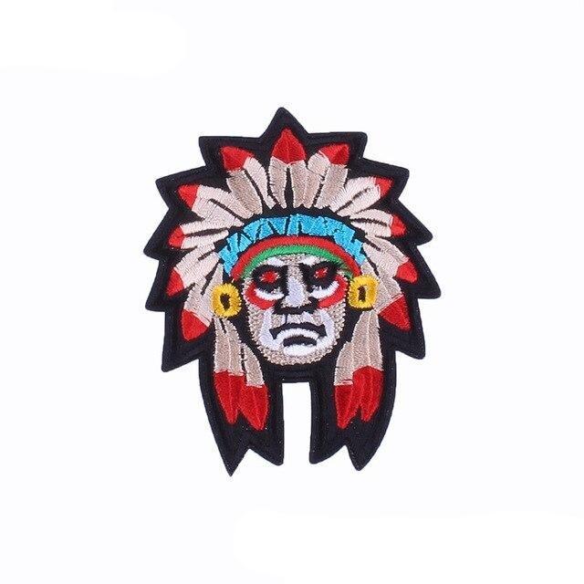 Native American Patch