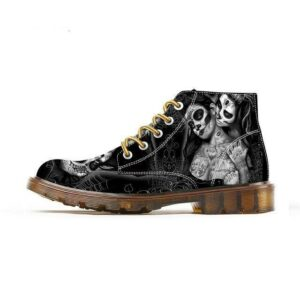 Shoe Skull Party Mexican