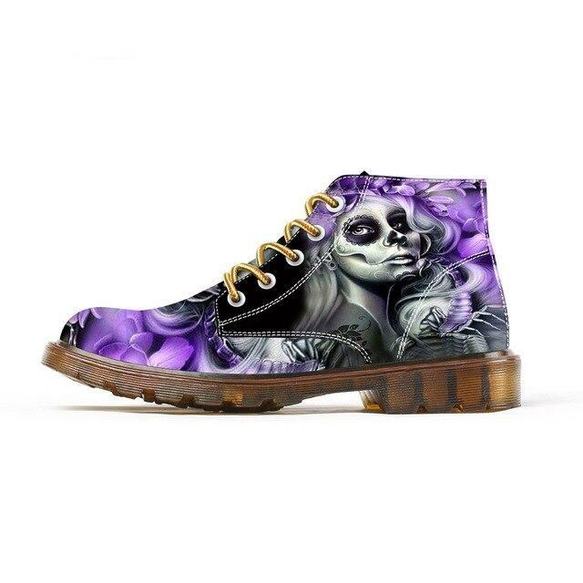 Shoes Day Of The Dead