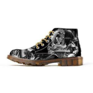 Shoe Mexican Skeleton