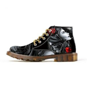 Shoes Mexican Skull Woman