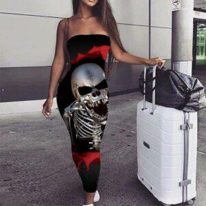 Demon Skull Dress