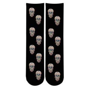 Sock Mexican Skull