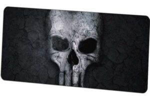Gothic Skull Mouse Pad