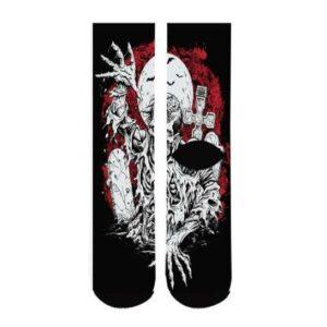 Sock Skull Zombie