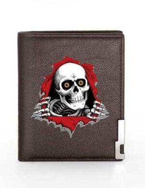 Skeleton Wallet
