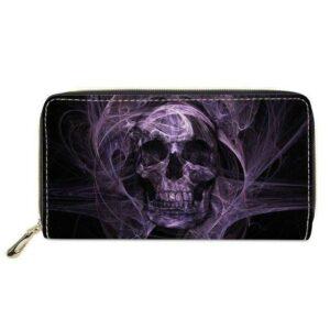 Gothic Skull Wallet
