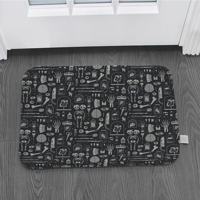gothic carpet.