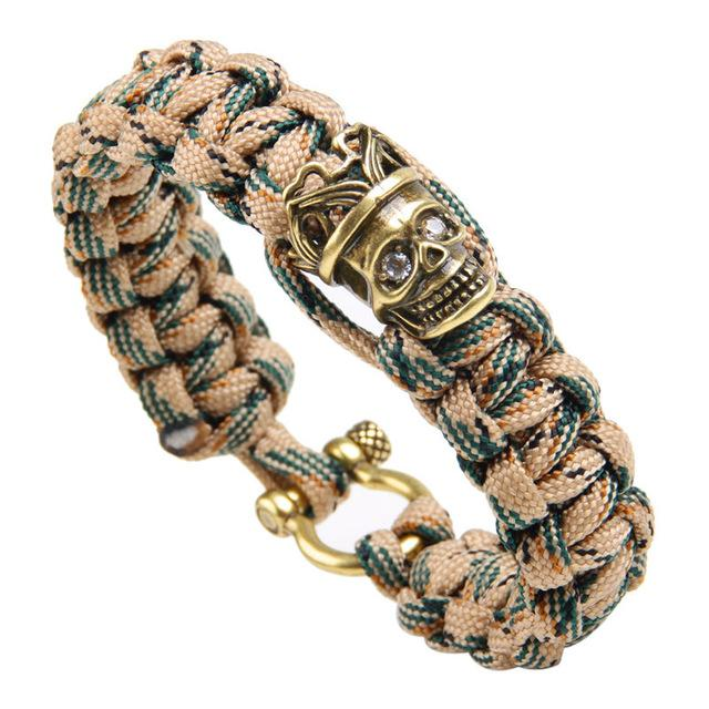 Paracord Bracelet Man