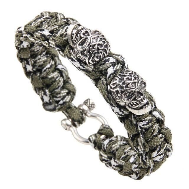 silver cubanisto bracelet
