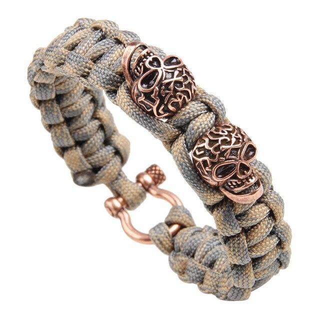bracelet cubanisto copper