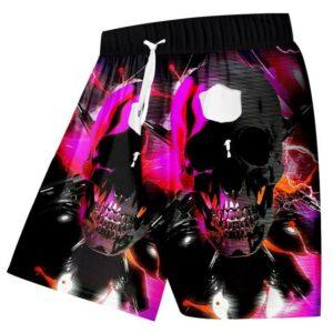 Skull Art Shorts