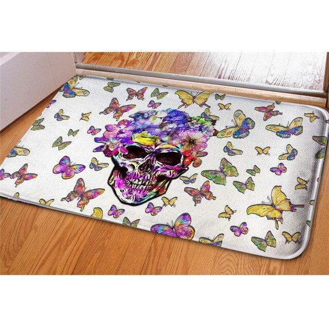 carpet butterfly.