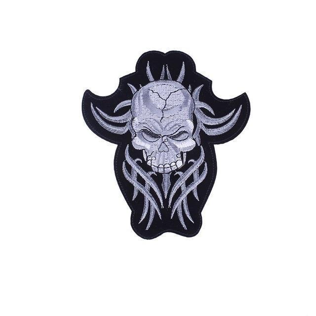 Demon Skull Patch