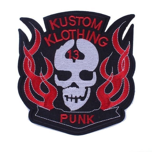Punk Rock Patch