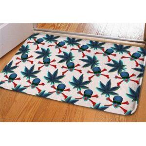 Cannabis carpet.