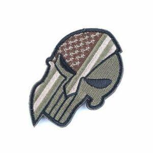 American Sniper Skull Patch