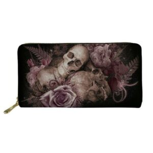Powerful Gothic Wallet