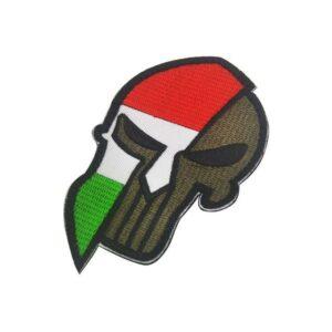 Italian Skull Patch