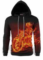 Biker Sweatshirt