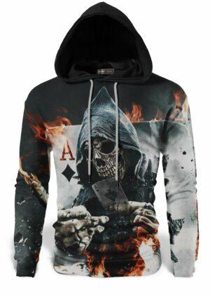 Grim Reaper Sweatshirt