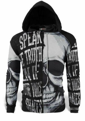 Skeleton Sweatshirt Man