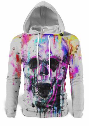 Skull Sweat Color