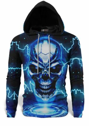 Skull Electric Sweatshirt