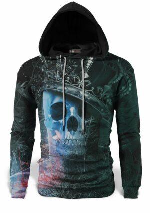 Crown Skull Sweatshirt