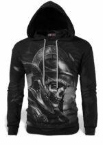 Warrior Skull Sweatshirt