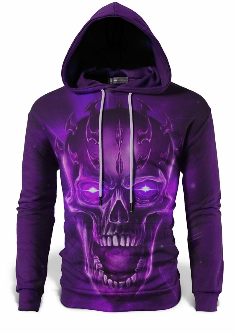Devil Skull Sweatshirt
