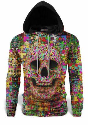 Skull Sweatshirt Design