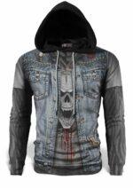 Cursed Skull Sweatshirt