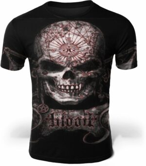 Realistic Skull T-Shirt