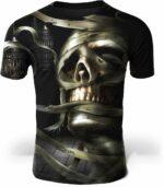 Momified Skull T-Shirt