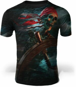 Scary Pirate T-Shirt