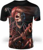 Punk T-Shirt Man