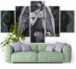 Picture Angel and Demon